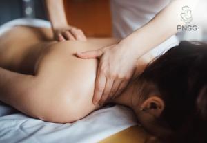 post-pregnancy spa treatment