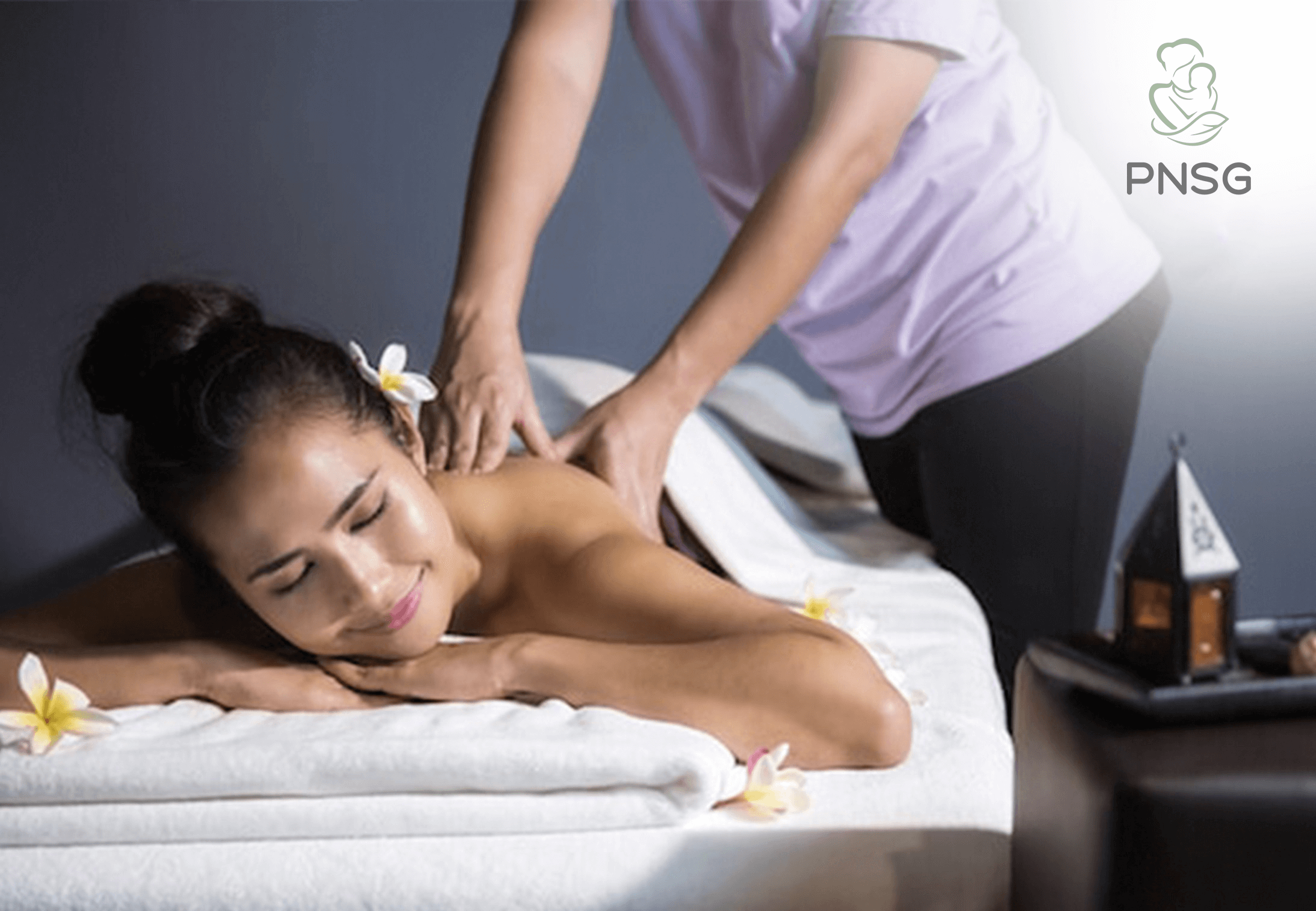 Jamu massage slimming