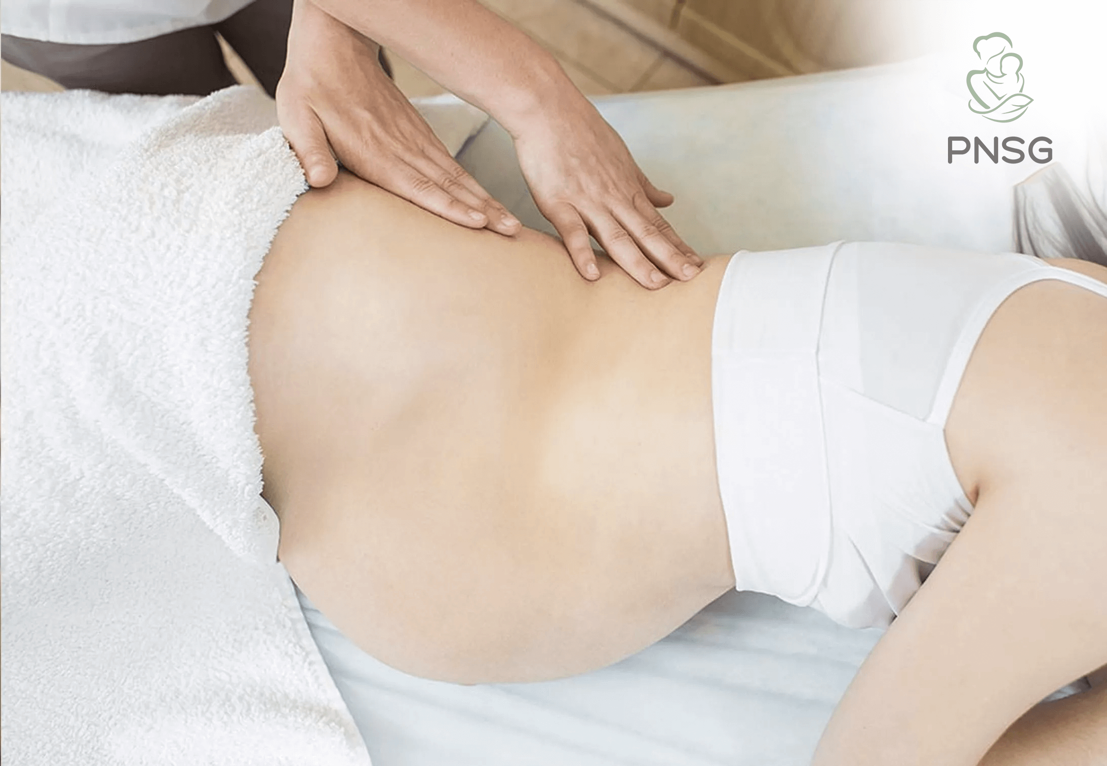 Who gives massages professionally woman Mom Talk: