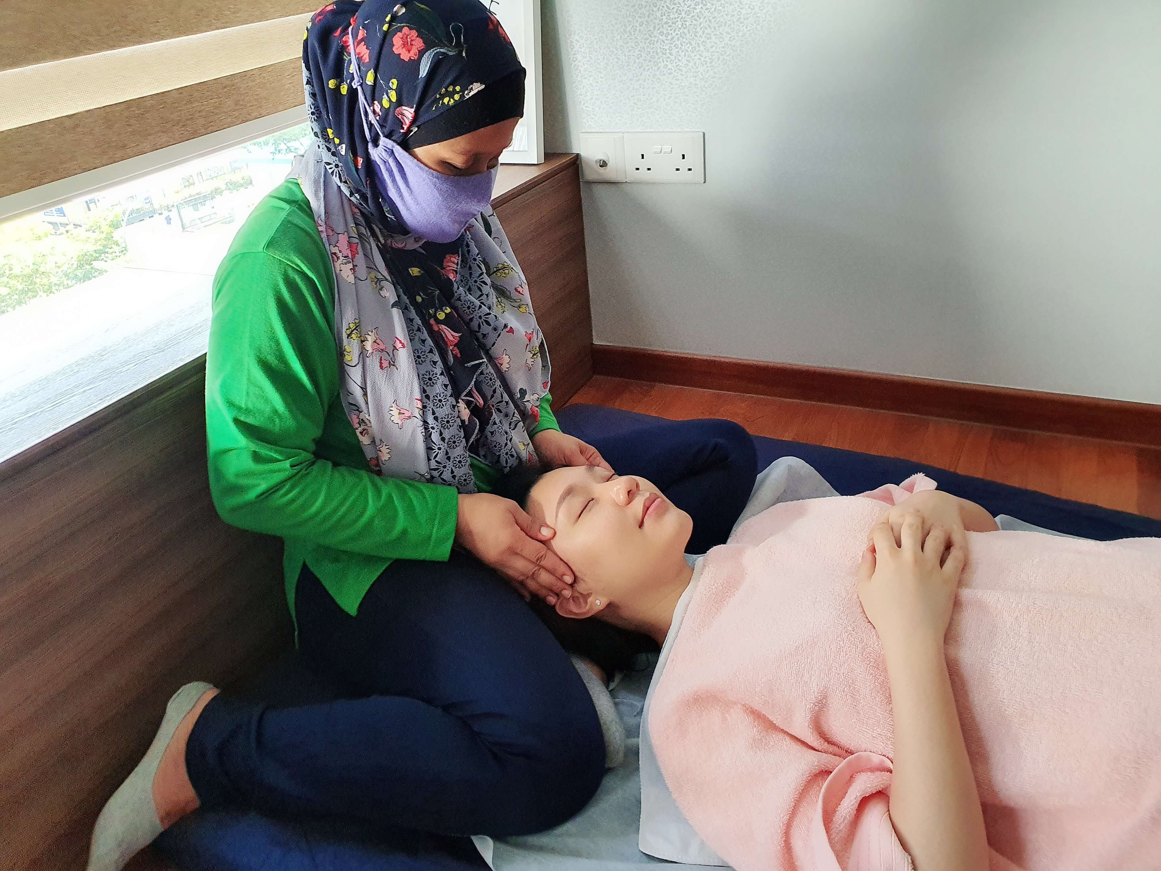 [Review] Postnatal Care - Post Natal Massage Singapore