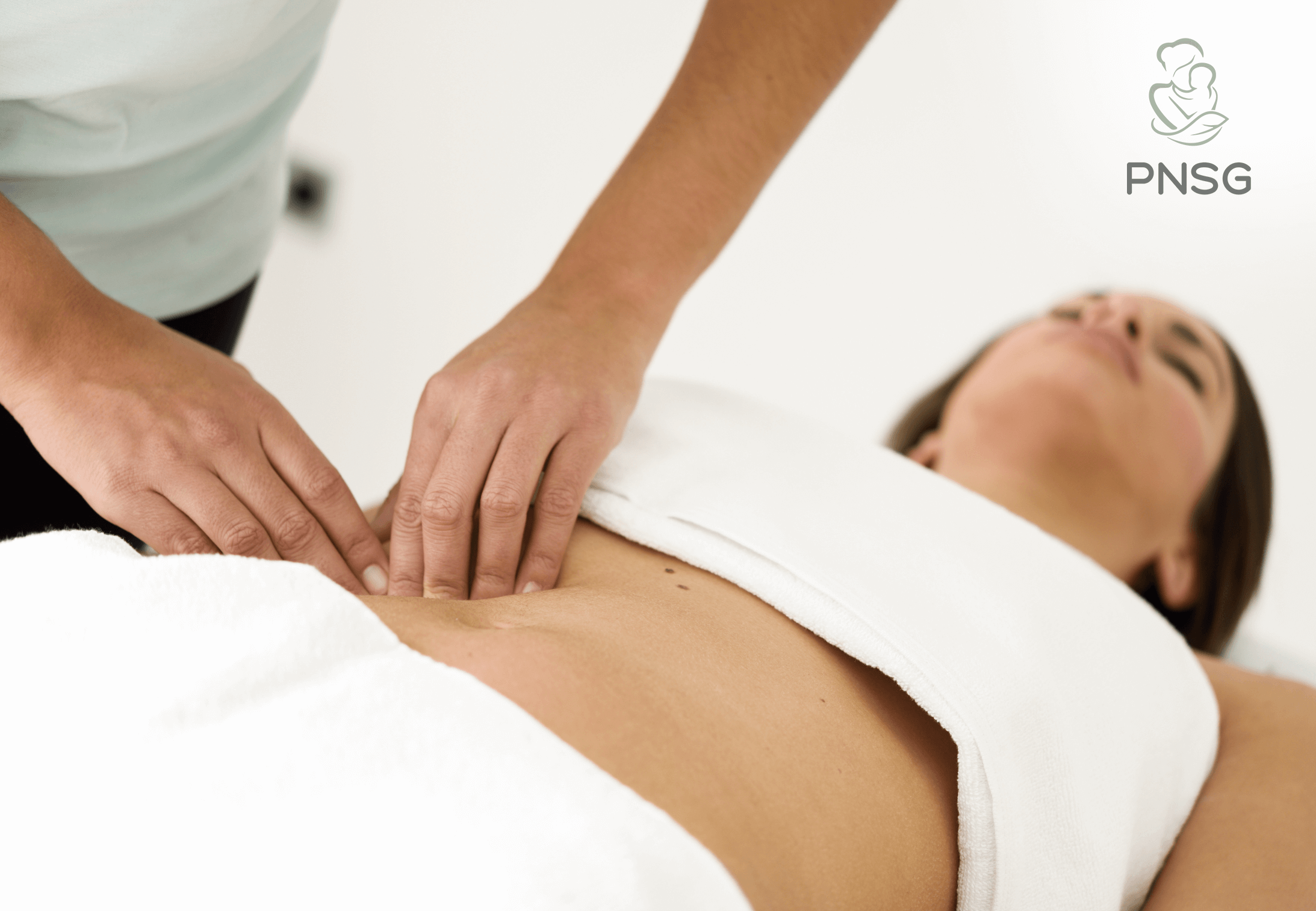post natal massage for c-section