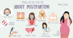 postpartum care Singapore